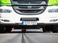 Con đường sạc điện cho ô tô đầu tiên trên thế giới