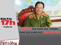 Khởi tố cựu Tổng cục trưởng Tổng cục Cảnh sát