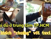 Clip: Nơi giấu tiền khó ngờ của tài xế taxi dỏm