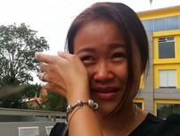 Clip: Cư dân Carina bức xúc và bật khóc