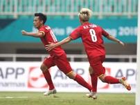 Xem lại bàn thắng gỡ hòa 1-1 của Văn Quyết