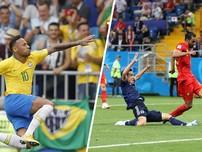 Neymar sẽ rực sáng giúp Brazil thắng Bỉ