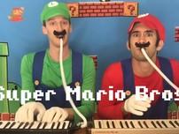 Trở về tuổi thơ cùng nhạc nền tựa game huyền thoại Super Mario
