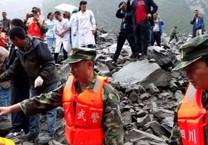 Lở đất kinh hoàng ở Trung Quốc, 141 người mất tích