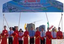 Sáng nay, thông xe 2 nhánh cầu Nguyễn Văn Cừ