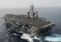 Tàu sân bay USS Nimitz áp sát Triều Tiên mạnh thế nào?