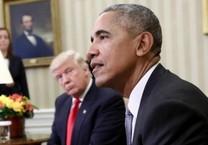 Ông Trump tố Obama 'không làm gì' với Nga trước bầu cử