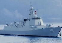 Trung Quốc điều tàu chiến tối tân tập trận cùng Nga