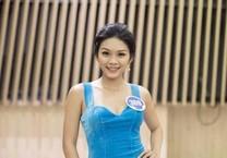 Diễn viên Thanh Tú vào bán kết Hoa hậu Đại Dương 2017
