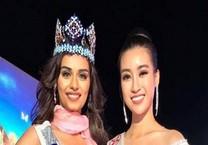 Hoa hậu Đỗ Mỹ Linh đoạt Hoa hậu Nhân ái Thế giới 2017