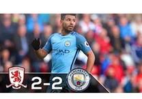 Man City suýt 'ôm hận' vì gặp kẻ cùng đường và người cũ
