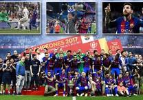 Messi rực sáng, Barcelona vô địch cúp nhà vua