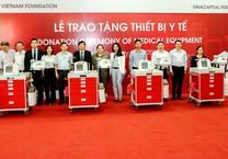 Quỹ Toyota Việt Nam tặng xe cấp cứu cho Lai Châu