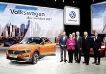 Volkswagen: Giải thưởng 'Thương hiệu đổi mới nhất 2017'