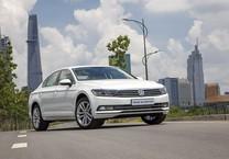 Volkswagen Passat BlueMotion 2017, chiếc sedan lịch lãm