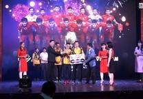 Clip:Giây phút đăng quang Fair Play của Futsal Việt Nam