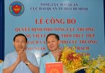 Ông Đinh Ngọc Thắng phụ trách Cục Hải quan TP.HCM