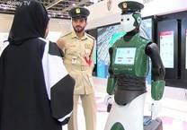Dubai ra mắt đội cảnh sát robot đầu tiên trên thế giới
