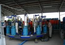 Giá gas đồng loạt giảm mạnh hơn 22.000 đồng/bình