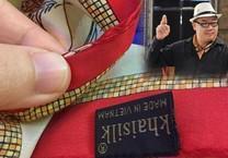 Hàng Trung Quốc gắn mác Mỹ chui vào siêu thị Việt