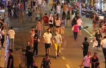 Ngày 20-8, phố đi bộ Bùi Viện chính thức khai trương