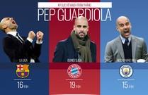 Guardiola và 3 kỷ lục về mạch thắng ở 3 giải VĐQG