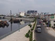 Nhà ven kênh Tân Hóa tăng giá đến 5 lần
