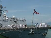 Hai tàu chiến Hải quân Hoa Kỳ sẽ thăm Đà Nẵng