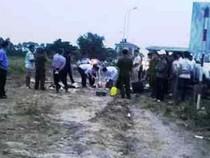 Về quê nghỉ lễ, 2 nữ sinh viên bị xe tải cán chết