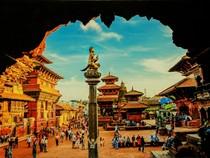 Chùm ảnh 'Hướng về Nepal'- nét đẹp huyền bí, thanh bình