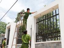 Chùm ảnh vụ thảm sát 6 người chết tại Bình Phước