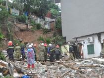 Mưa lớn ở Quảng Ninh: Bị mất tích khi cố cứu con rể bị nước cuốn