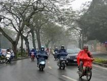 Không khí lạnh lan rộng, nhiệt độ Hà Nội giảm sâu