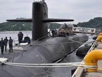 Tàu ngầm hạt nhân của Mỹ đã được triển khai tại Biển Đông