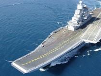 Nga là đối tác thích hợp nhất cho Ấn Độ xây dựng tàu sân bay