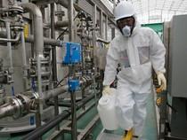 Nhật thải 850 tấn nước nhiễm xạ qua xử lí ra đại dương