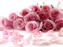 Hoa tặng ngày 8.3 và thông điệp cho nàng