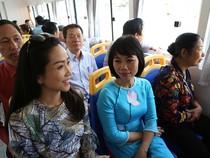 Người Sài Gòn hào hứng đi buýt sông miễn phí