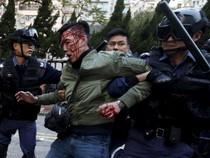 Một sinh viên bị bắt liên quan hỗn chiến đầu năm ở Hong Kong