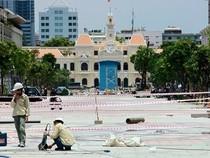 Video hé lộ 'hình hài' phố đi bộ đầu tiên ở Việt Nam