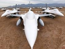 Nghĩa địa máy bay quân sự lớn nhất thế giới