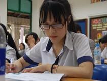 Kỳ thi THPT quốc gia 2015: Thí sinh bắt đầu thi môn đầu tiên