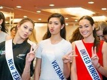 Lần đầu Việt Nam đoạt giải á hậu ở cuộc đua nhan sắc quốc tế