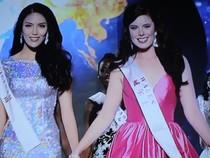 Lan Khuê vào top 11 Hoa hậu Thế giới nhờ khán giả bình chọn