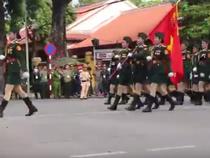 Nhìn lại giây phút diễu binh mừng Quốc khánh 2-9