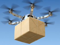 Drone được sử dụng để vận chuyển heroin