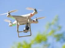 Máy bay điều khiển mang theo camera bị cấm