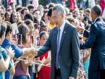 Thủ tướng Singapore ngất khi phát biểu trực tiếp truyền hình