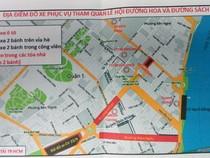 TP.HCM cấm xe khu vực đường hoa, đường sách dịp Tết