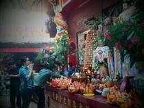 Độc đáo chùa Quan Âm có lịch sử gần 300 năm